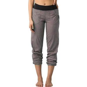 RARE: prAnaSummit Pants in Moon Quartz Heather